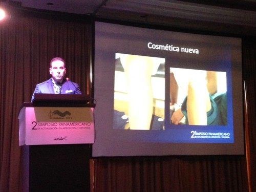 Dr Herrera recently traveled to Colombia to lecture on the latest arthroscopic techniques on ACL surgery and Rotator cuff surgery