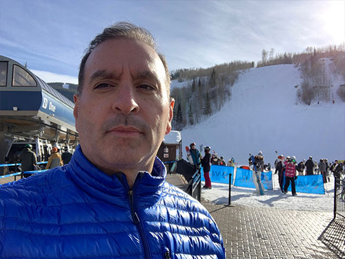 Dr Herrera recently attended the Vail Hip Arthroscopy Symposium.